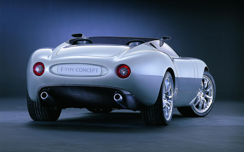 The Missing Link: F-Type concept of 2000