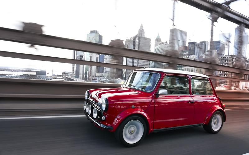 Mini's electric Cooper