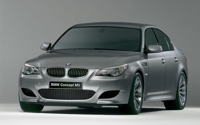 BMW M5 (Concept) - 2004