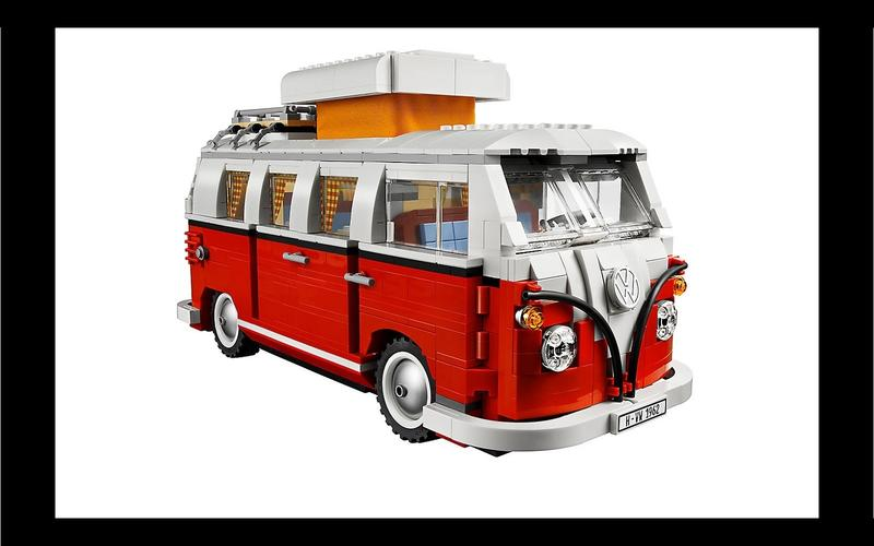 Volkswagen Bus (Creator Expert set #10220, US$120/£107)