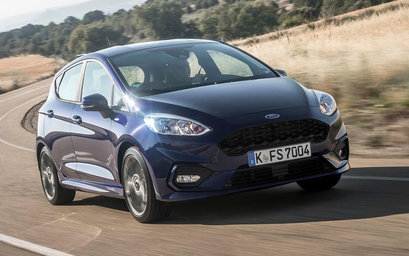United Kingdom: Ford Fiesta – 95,996 vehicles sold