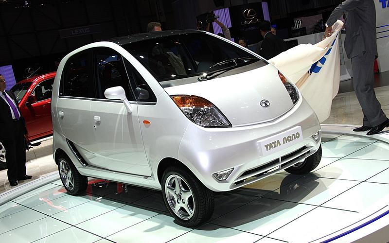 Tata Nano – 624cc