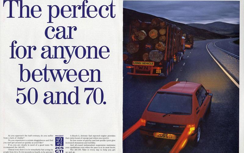 Peugeot 205 GTi (1986)