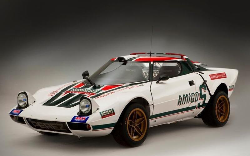 Lancia Stratos (1973)