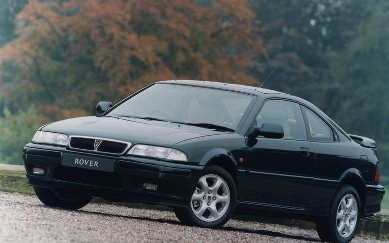 Rover 200 Coupe – from £500