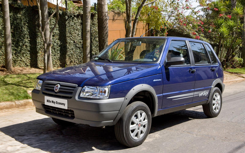 Fiat Uno (1980-2013) – 33 YEARS