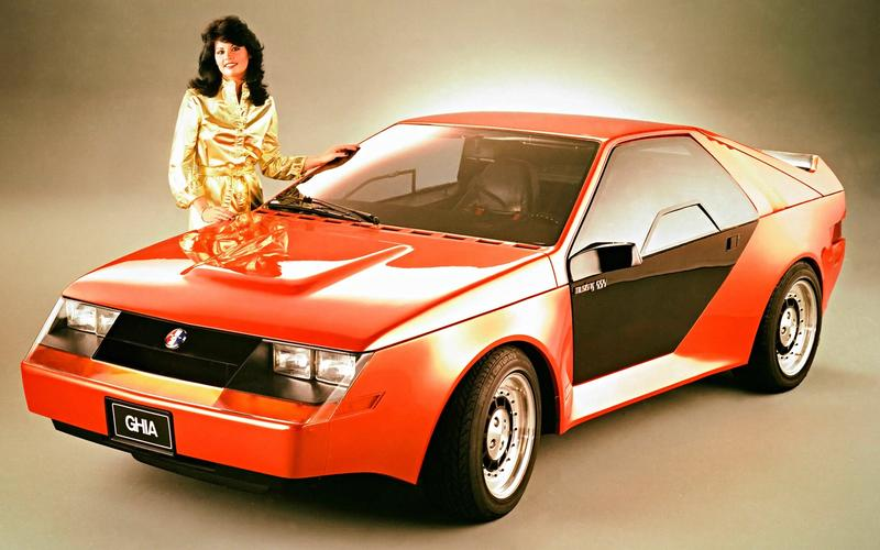 Mustang RSX concept (1979)