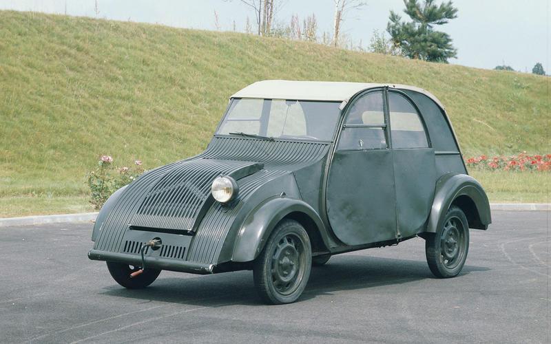 Citroën 2CV prototype (1936)