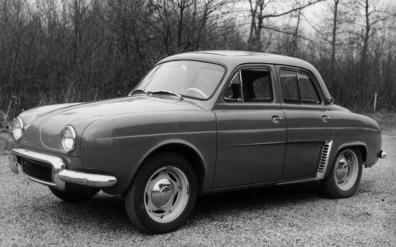 Alfa Romeo Dauphine (1959) – 2 models