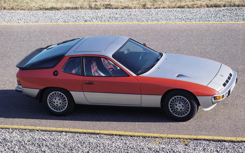 Porsche 924 Turbo (1979)