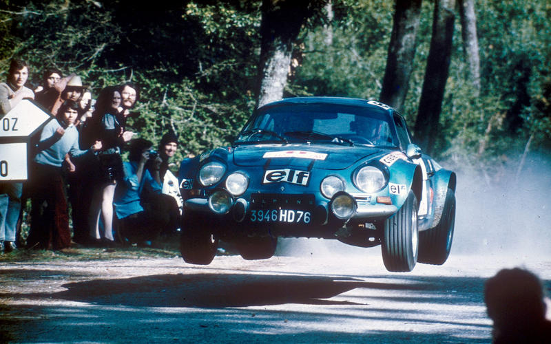 Alpine A110 (1961)