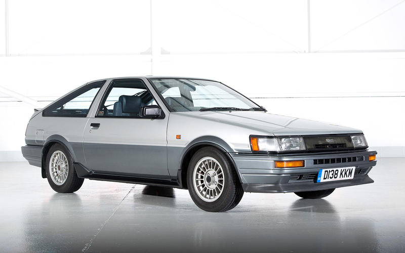Toyota Corolla AE86 (1984)
