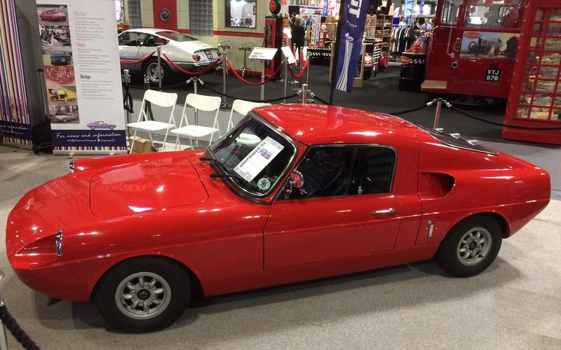Unipower GT (1966)