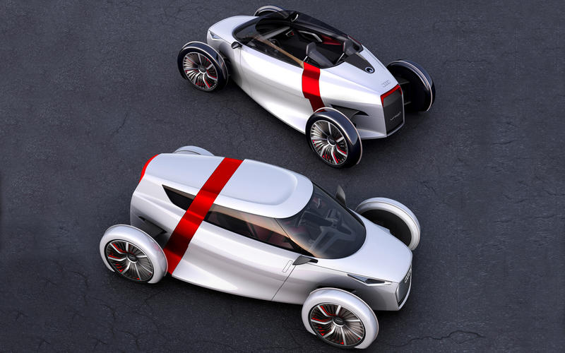 Audi Urban Concept (2011)