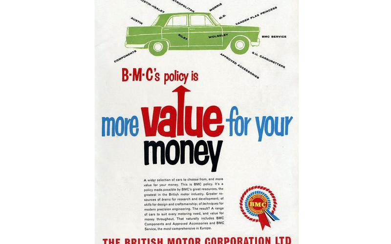 Swallowed by BMC (1952)