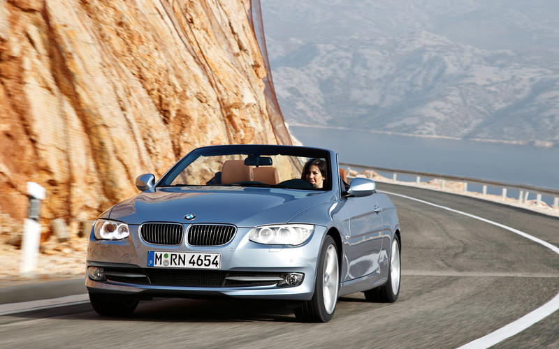 BMW 3 Series (from £4000)
