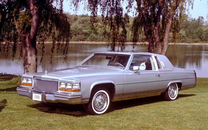 Cadillac V8-6-4 engine (1980)