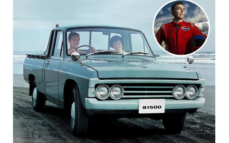 Adam Carolla - Mazda B-Series pick-up