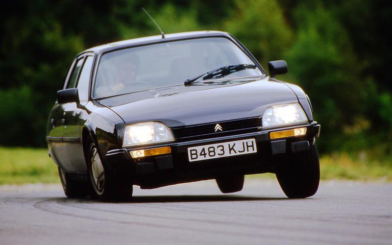 CITROEN CX 1985-1991