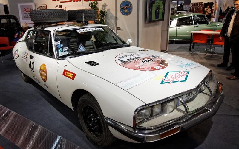 Citroen SM - 1971