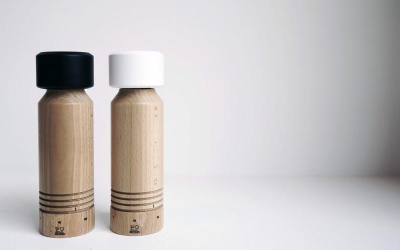 Peugeot's salt, pepper and coffee grinders