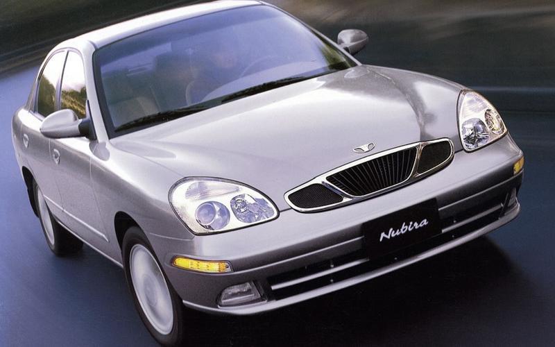Daewoo (1999-2002)