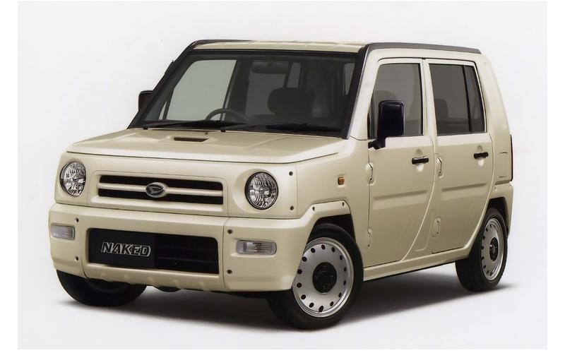 Daihatsu Naked (1999)