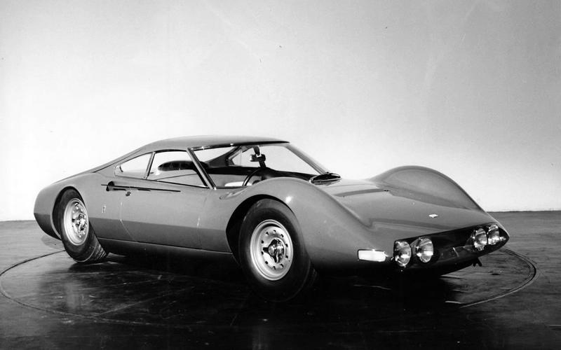 Dino Berlinetta Speciale: 1965
