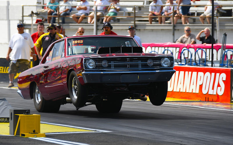 Customer dragsters