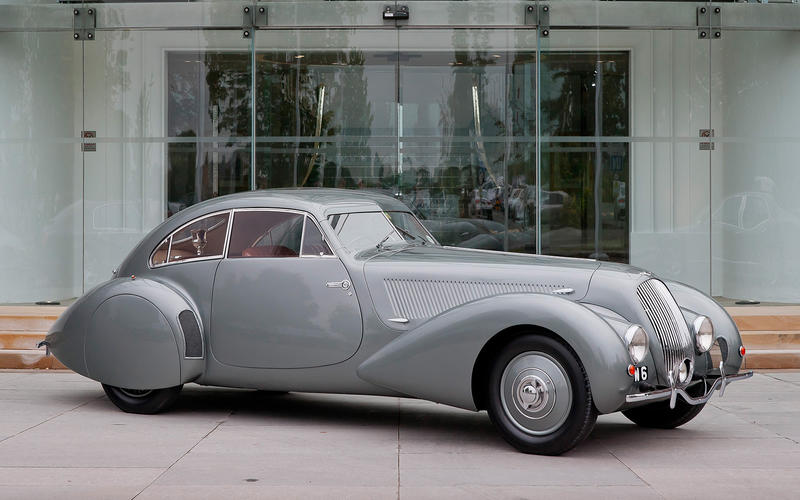 Embiricos Bentley (1938)