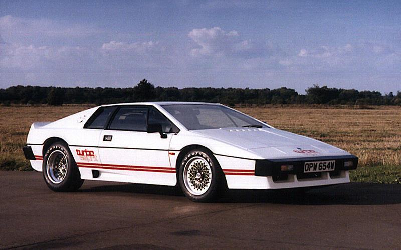 Lotus Esprit Turbo (1980)