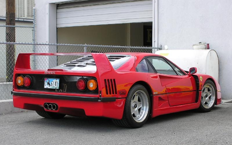 Ferrari F40 (1987)