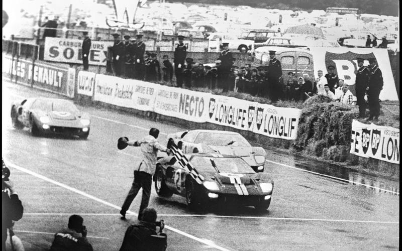 The 1966 24 Hours of Le Mans