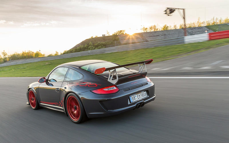 2008-2018: 911 GT3 RS (2010)