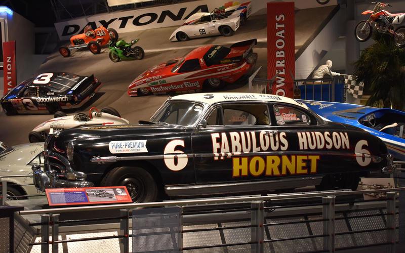 Hudson-Hornet Stock Car (1952)