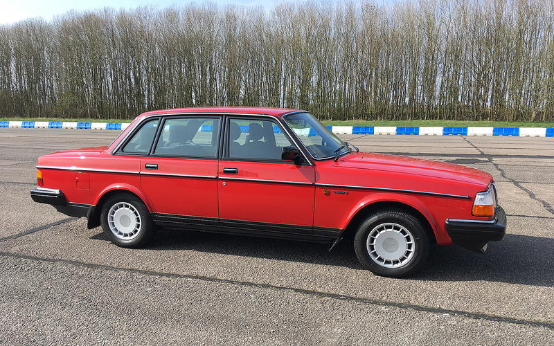 Volvo 240 GL (1981)