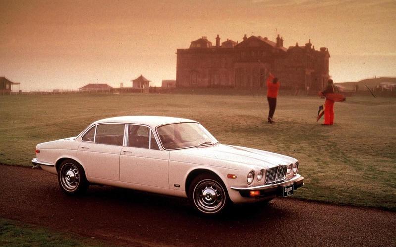 15. Jaguar XJ (1978)