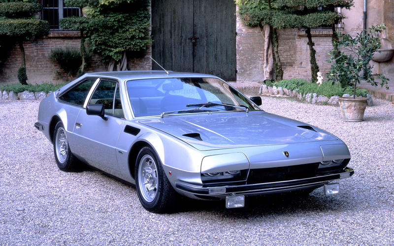 Lamborghini Jarama (1970)