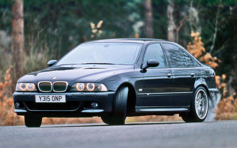 BMW M5 E39 (1998)