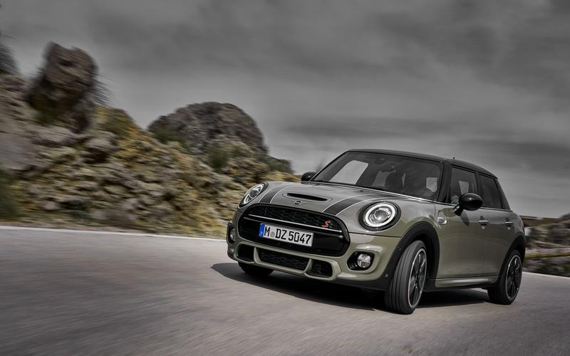 8: Mini Hatch (41,188 sold)
