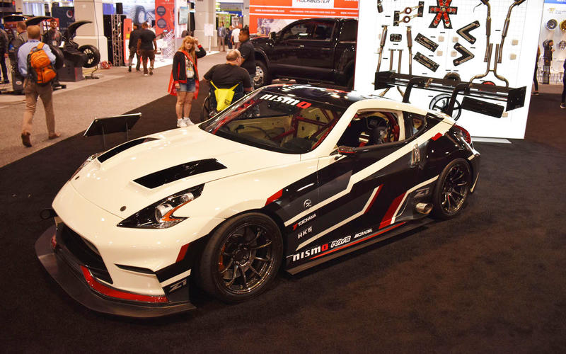 Nissan 370Z Time Attack
