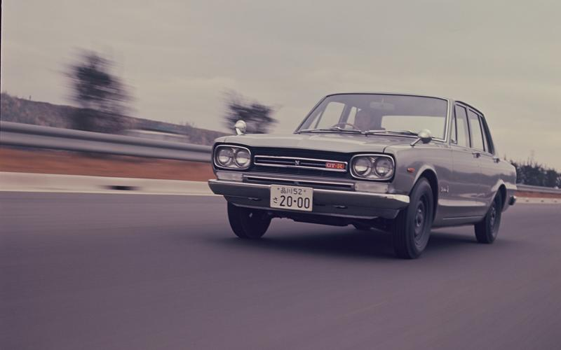 Nissan GT-R (1969)