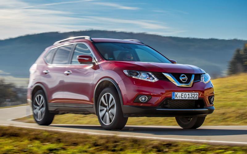 7: Nissan X-Trail – 761,081
