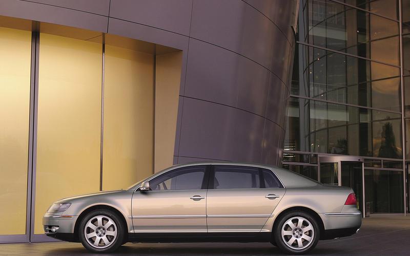 Volkswagen Phaeton (2002)