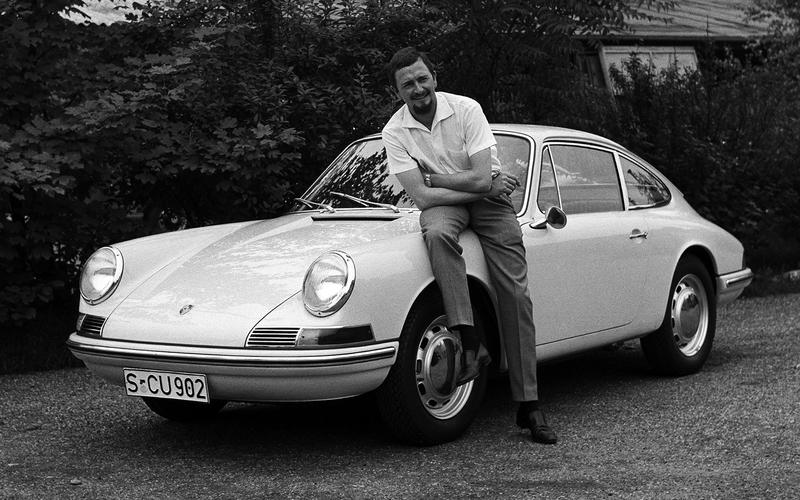 Peugeot created the Porsche 911