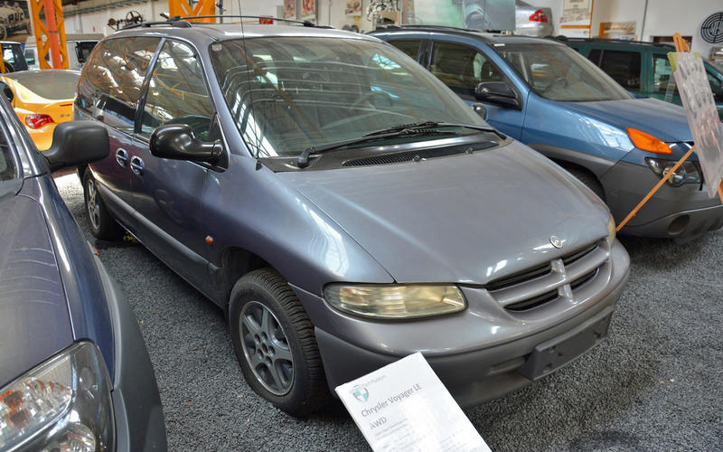 Chrysler Voyager (1995)
