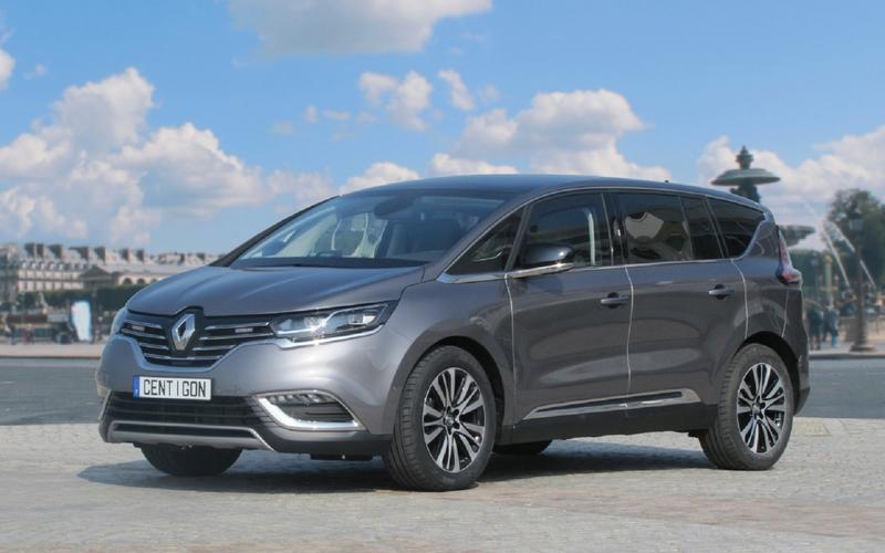Renault Espace by Centigon