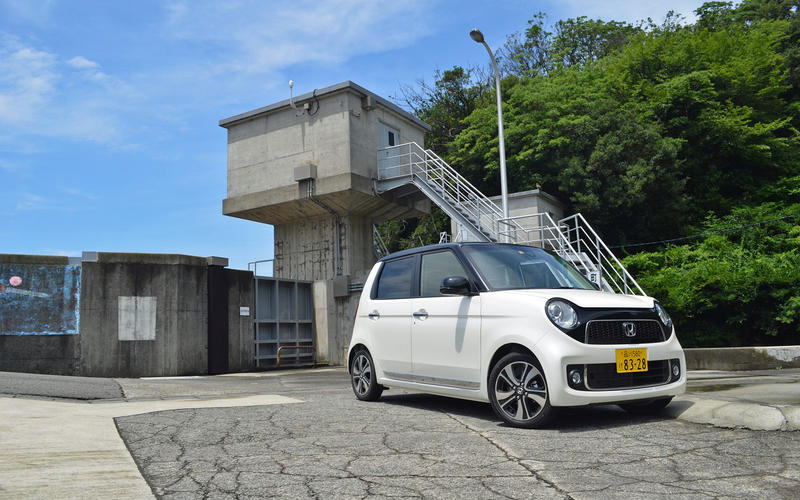 Drive a kei car in Japan