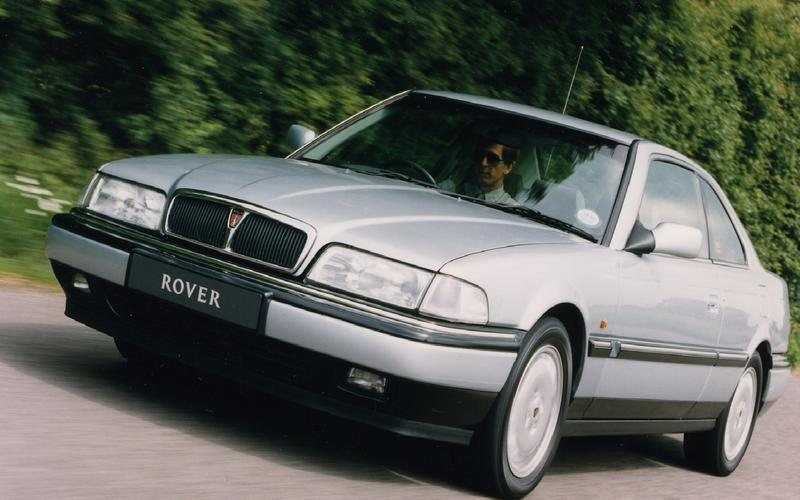 Rover – 800, 1986-1999: 317,126