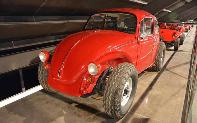 Volkswagen Beetle dune buggy